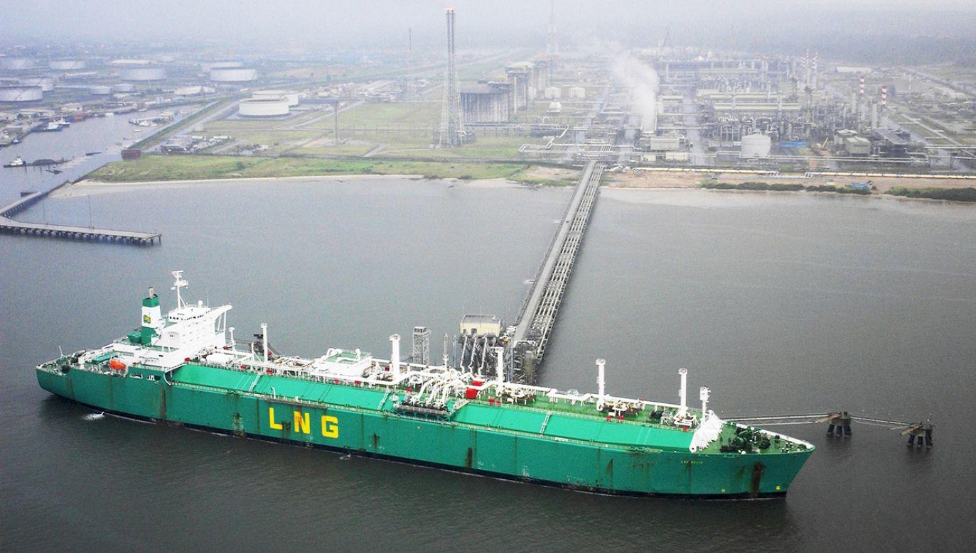 Rosnące dostawy gazu skroplonego stają się zagrożeniem dla dominacji Gazpromu (fot. Jacob Silberberg/Getty Images)