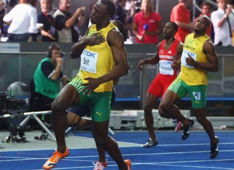 Usain Bolt w liczbach. Z jaką prędkością biega?