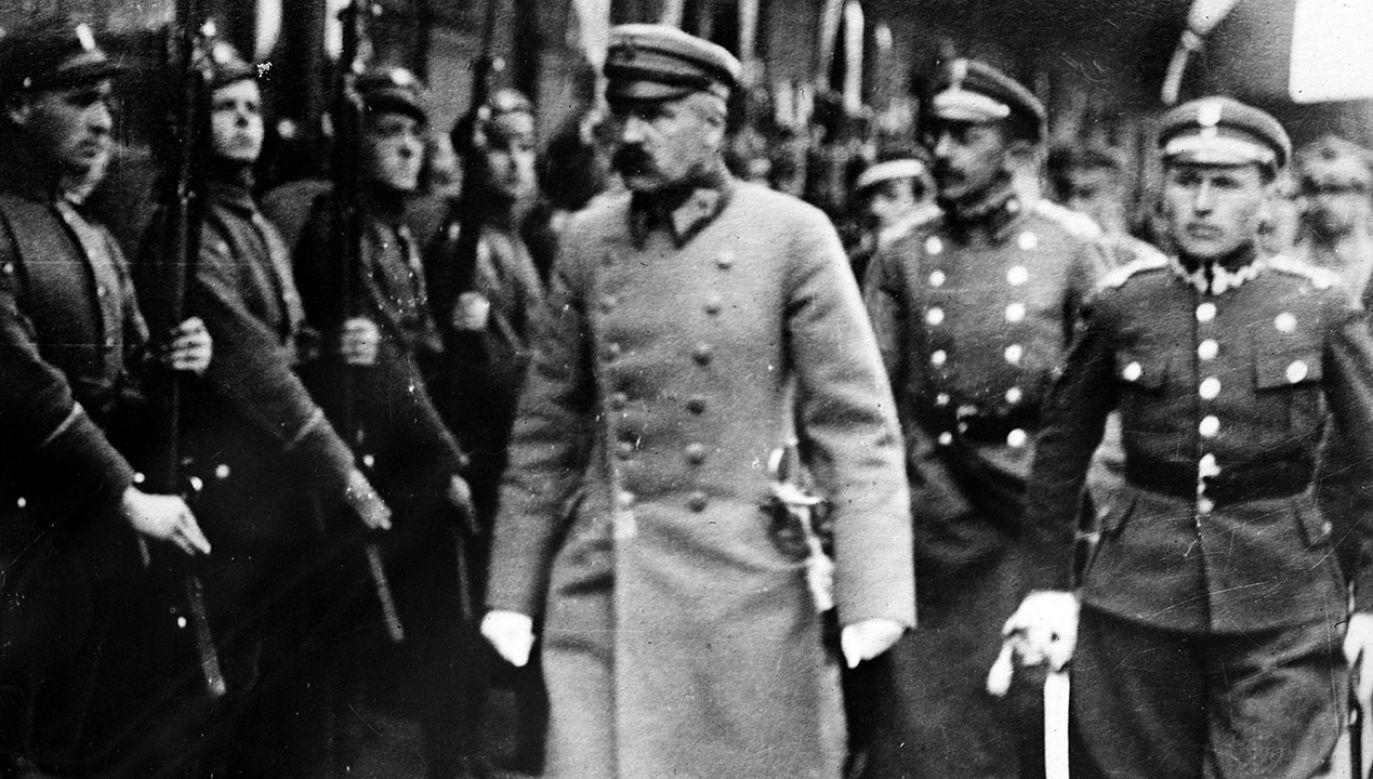 Ekspozycja prezentuje sylwetki znanych Polaków (fot. Universal History Archive/Getty Images)