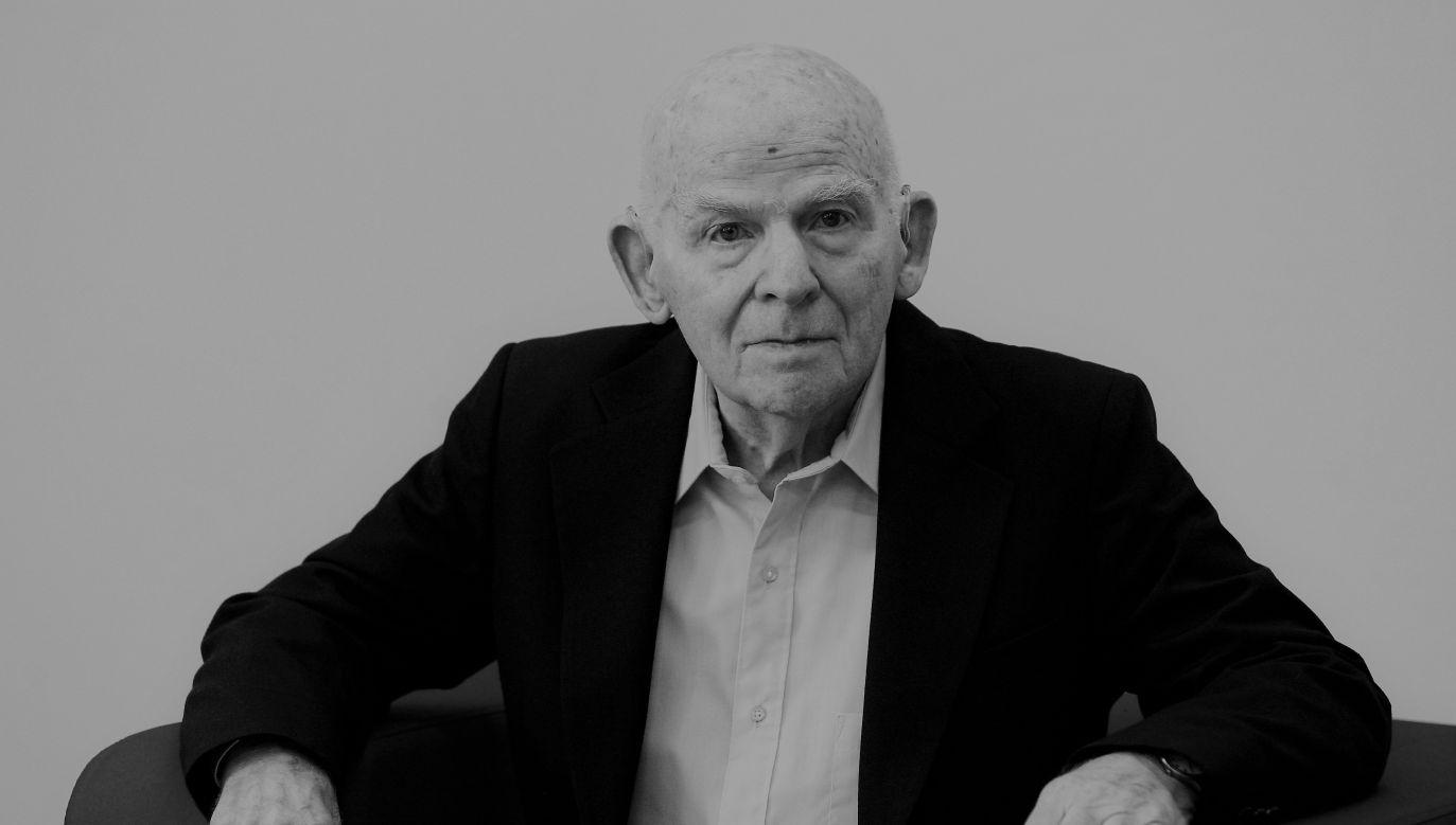 Lubomir Tomaszewski, Polish iconic product designer, sculptor and painter dies at 95 in New York. Photo: PAP/Piotr Polak