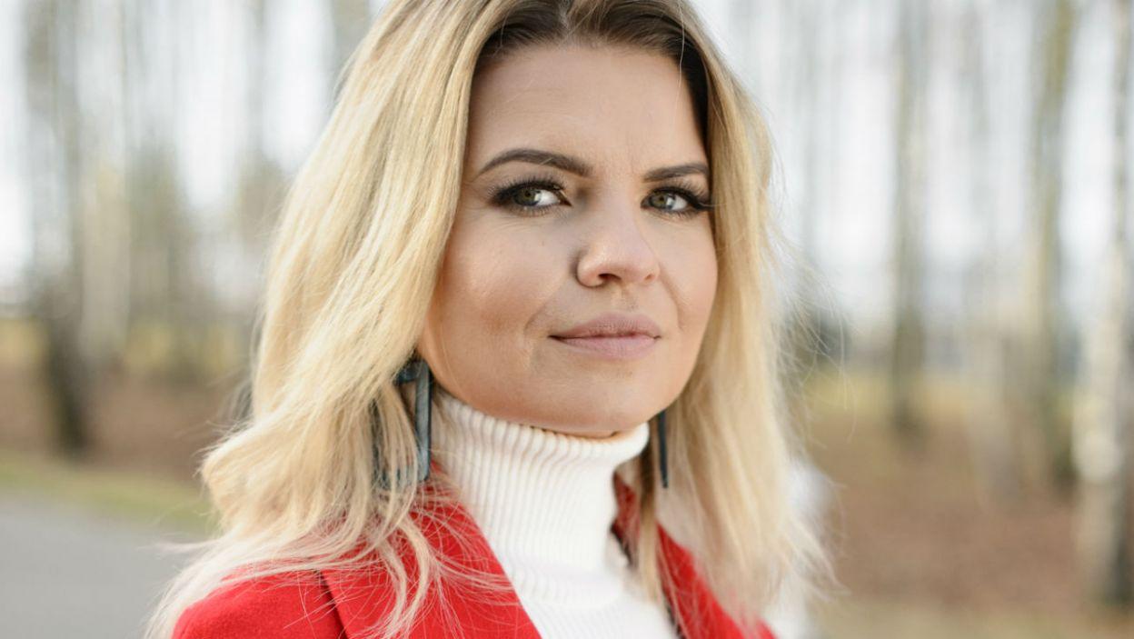 Marta Manowska przy świątecznym stole sprawdziła, jak potoczyły się losy rolników z dwóch ostatnich edycji programu (fot. TVP)