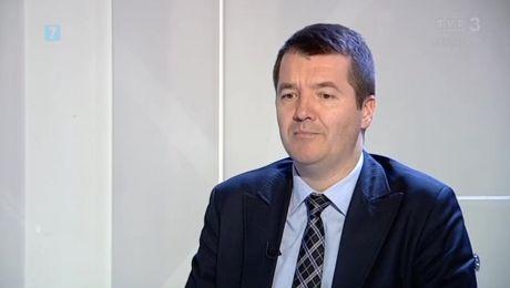21.03.2018, prof. Paweł Leszczyński - prorektor Akademii im. Jakuba z Paradyża