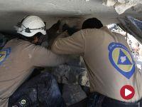 """""""Białe hełmy"""" z Oscarem. Film o syryjskich wolontariuszach doceniony przez Akademię"""