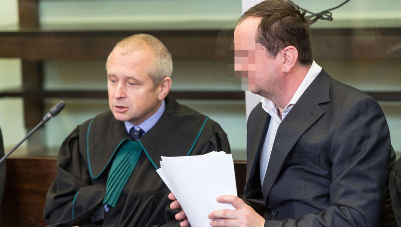 Prokuratura zarzucała Piotrowi Ż. skrzywdzenie ponad 20 studentek (fot. arch.PAP/Maciej Kulczyński)