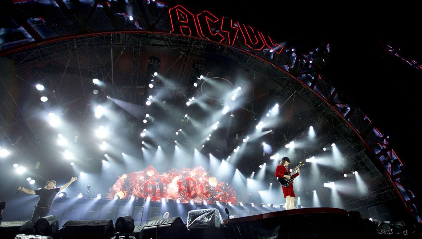 Malcolm Young założył jeden z najlepszych zespołów hardrockowych wszech czasów (fot. REUTERS/Jason Reed)