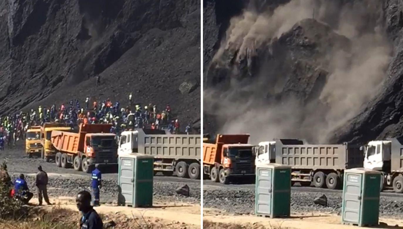 Wysokie bezrobocie w Zambii zmusiło wielu ludzi do zajęcia się nielegalnym górnictwem (fot. fb/communitymonitors.net)