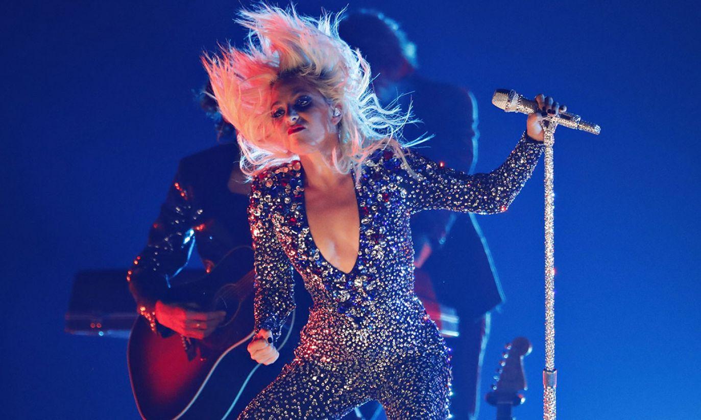 Lady Gaga (fot. REUTERS/Mike Blake)