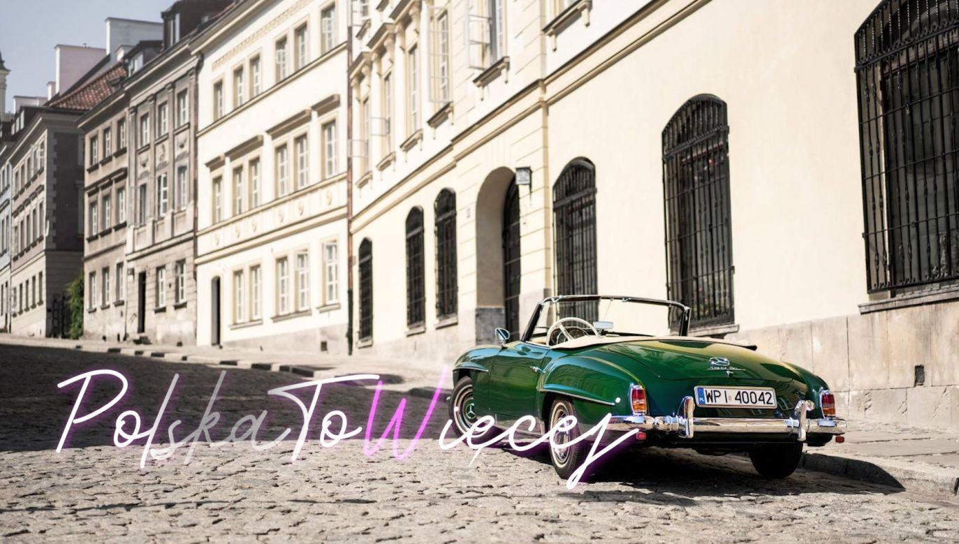 """""""Posiadanie klasycznego auta jest coraz popularniejsze"""" (fot. Ardor)"""