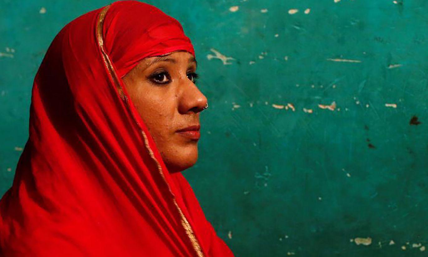 Mehrunnisha Shokat Ali (fot. REUTERS/Adnan Abidi)