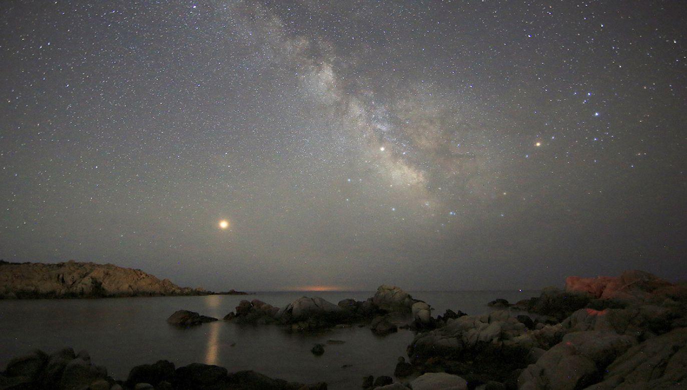 """Na łamach pisma """"Nature Astronomy"""" naukowcy z Macquarie University i Chińskiej Akademii Nauk przedstawili opracowany na podstawie obserwacji olbrzymich gwiazd – cefeid – nowy model Drogi Mlecznej (fot. REUTERS/Stefano Rellandini)"""
