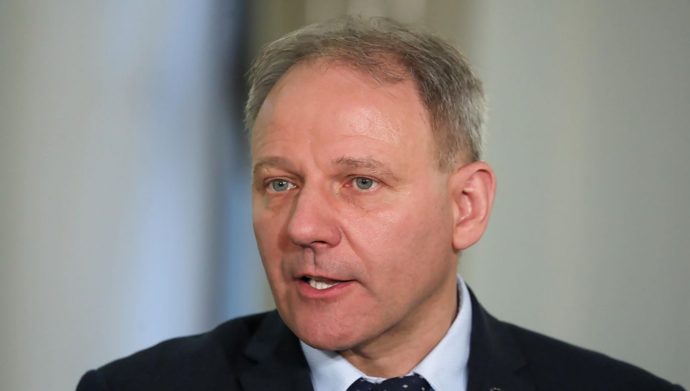 Jacek Protasiewicz, były poseł PSL-UED, obecnie zasilił klub Nowoczesnej (fot. arch. PAP/Tomasz Gzell)