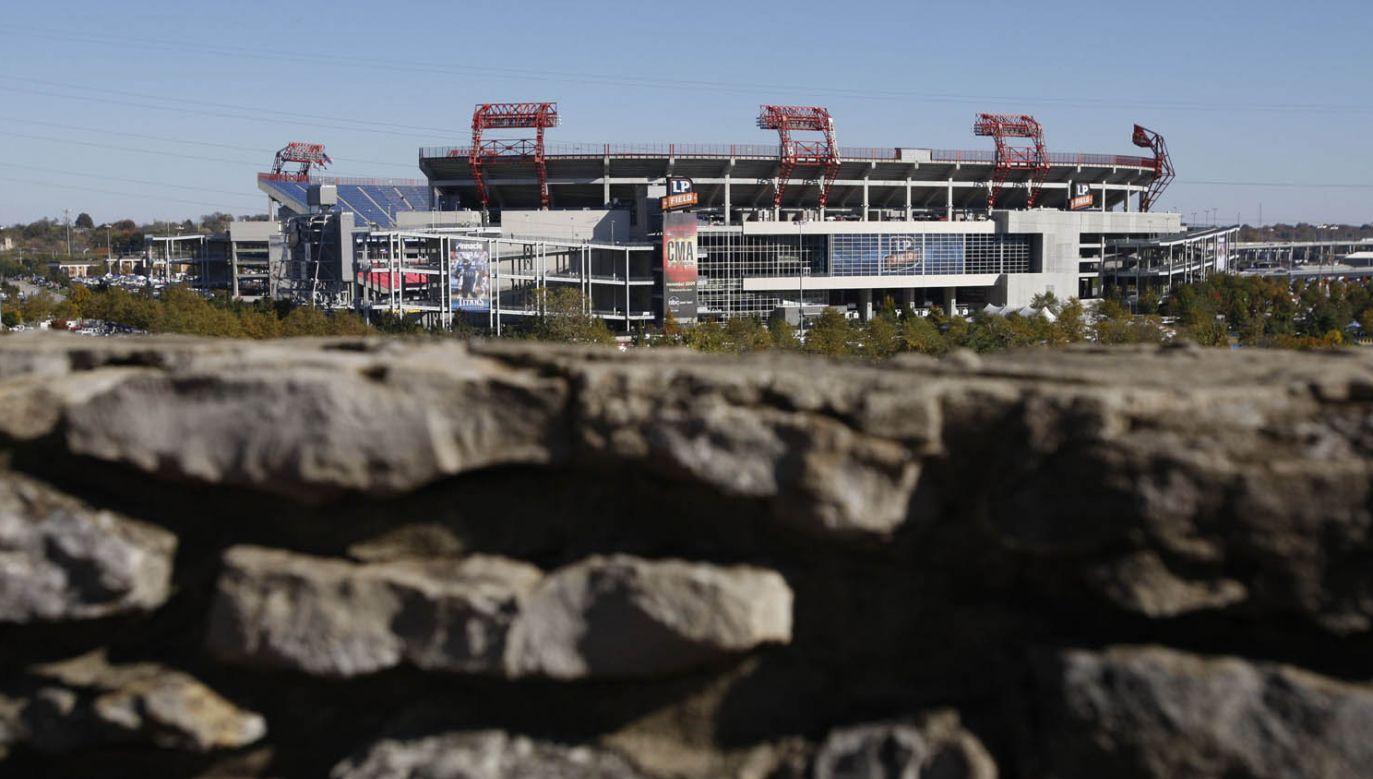 Gdy doszło do strzelaniny, na stadionie w Jacksonville trwał mecz ligi NFL (fot.  Streeter Lecka/Getty Images)