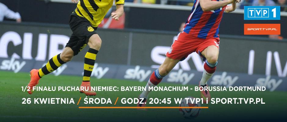 Mecz Bayern – Borussia już w cenniku!