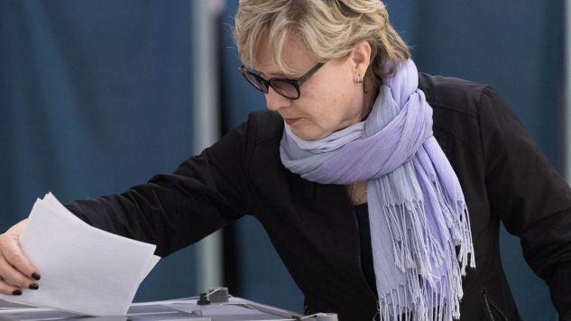 PKW widzi przeszkód, żeby zlikwidować ciszę wyborczą (fot. Danil Aikin\TASS via Getty Images)
