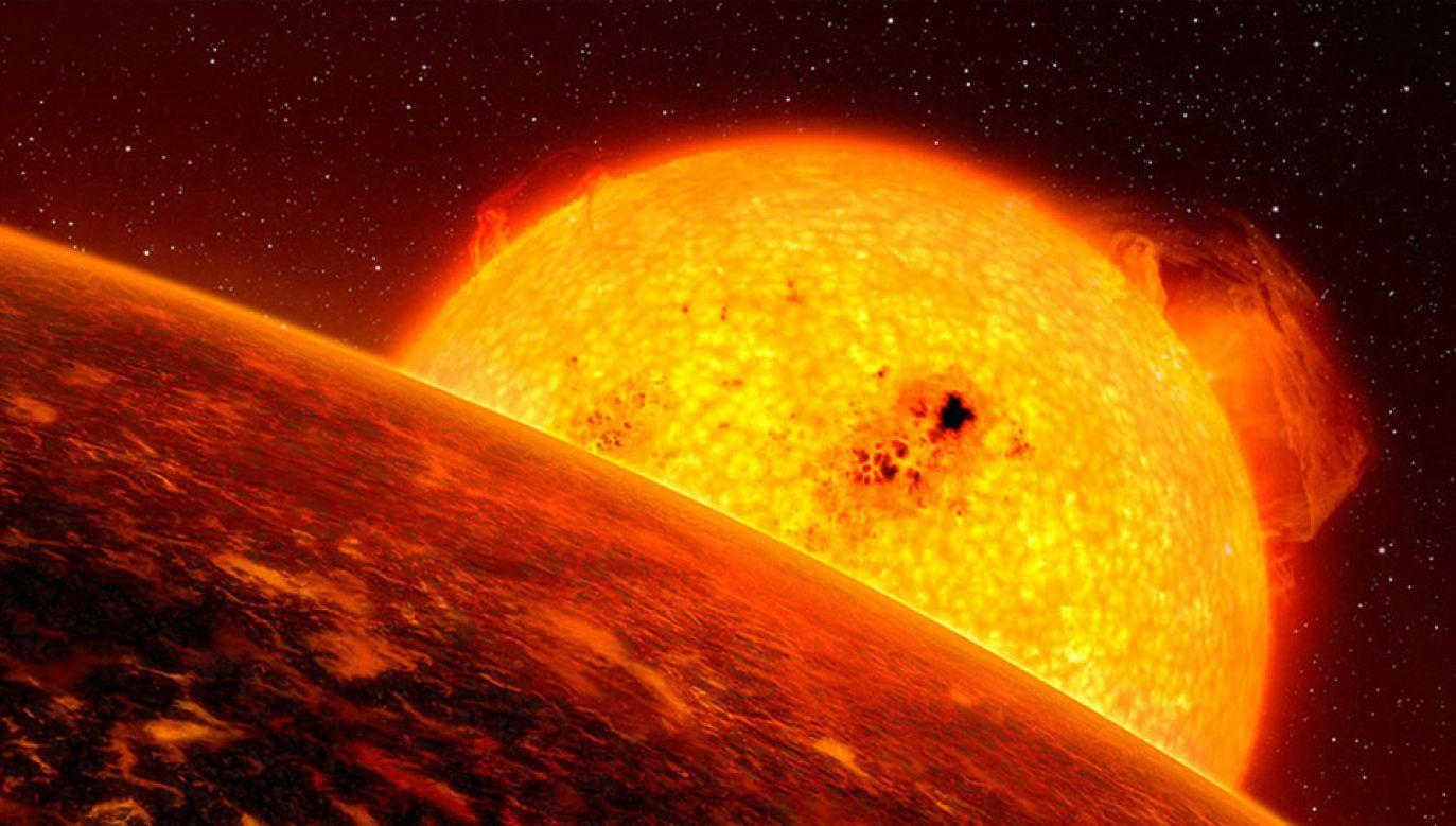 Astronomowie nie wiedzą, jaka jest przyczyna występowania przerwy w diagramie H-R (fot. NASA)