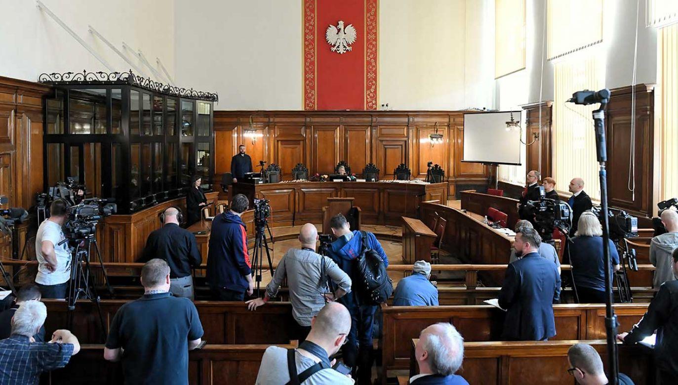 Wyrok ws. małżeństwa P. (fot. PAP/Adam Warżawa)