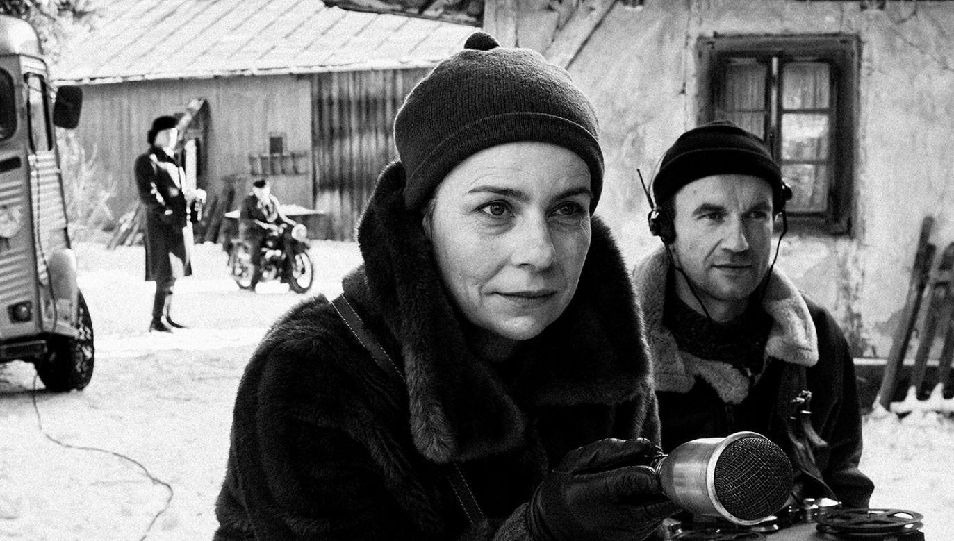 Agata Kulesza i Tomasz Kot (fot. Kino Świat)