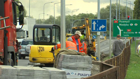 Usprawnienie  ruchu i drogowe remonty za 13 milionów  złotych