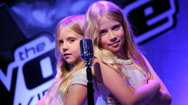 "Na scenie ""The Voice Kids"""