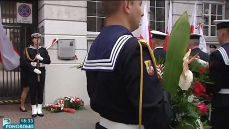 Pamięć o oficerach Polskiej Marynarki Wojennej