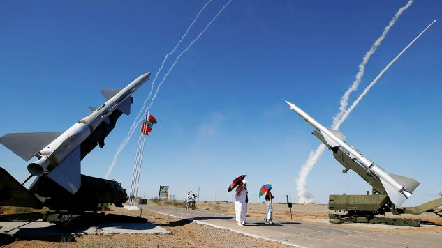 Nowoczesny system ma zostać przekazany syryjskim siłom zbrojnym w ciągu 2 tygodni (fot. REUTERS/Maxim Shemetov)