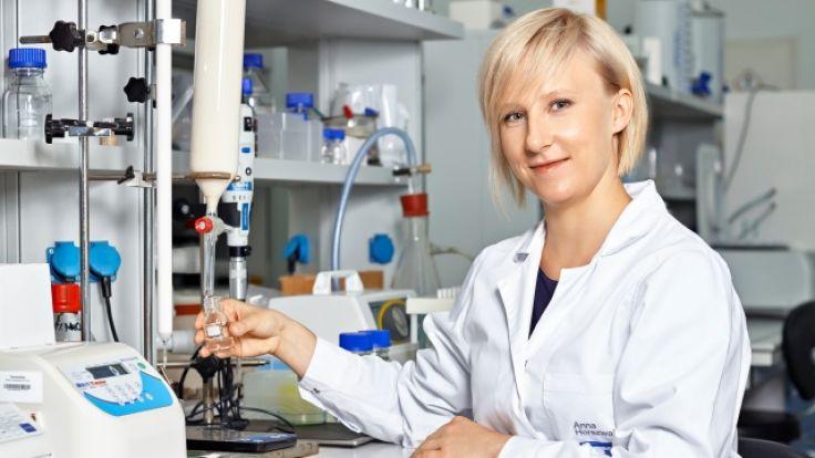 Z Instytutem Rozrodu Zwierząt i Badań Żywności PAN w Olsztynie dr Michalska związana jest od 2004 roku