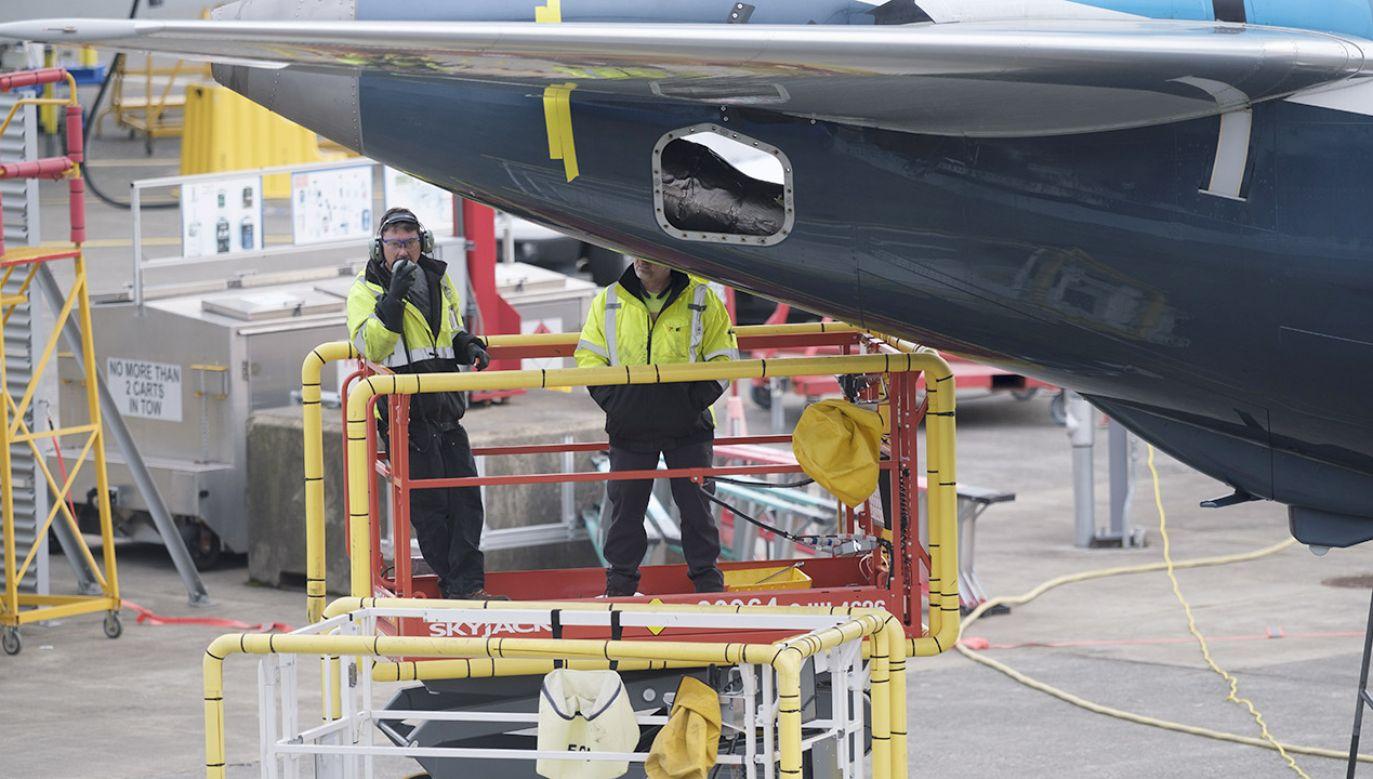 Zapisy z czarnych skrzynek wskazują, że system zbyt łatwo się włącza, co powoduje trudności z kontrolowaniem samolotu (fot. Stephen Brashear/Getty Images)