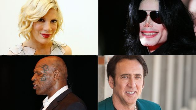 Te gwiazdy bankrutowały przez swoje nietypowe wydatki (fot. Getty Images (4))