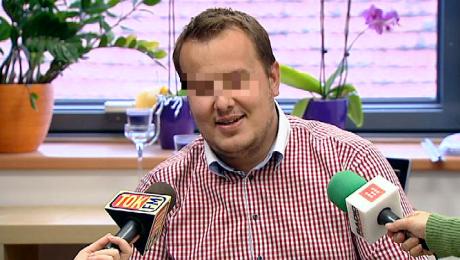Tomasz G. (fot. arch. TVP3 Wrocław)