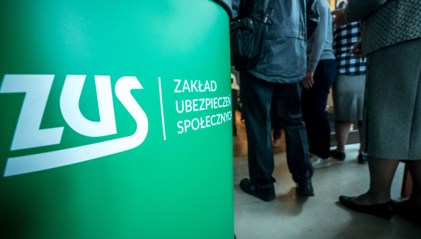 Informatyzacja Zakładu Ubezpieczeń Społecznych budzi emocje (fot. arch. PAP/ Tytus Żmijewski)