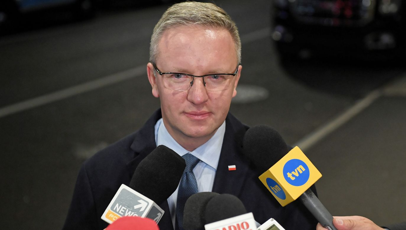 The issue of lifting mandatory visas for Poles travelling to the US was also brought up during the meeting. Photo: PAP/Radek Pietruszka