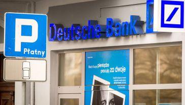 Rozstrzygnięcie urzędu nie jest prawomocne, ponieważ Deutsche Bank Polska może się odwołać do sądu (fot. arch.PAP/Tytus Żmijewski)