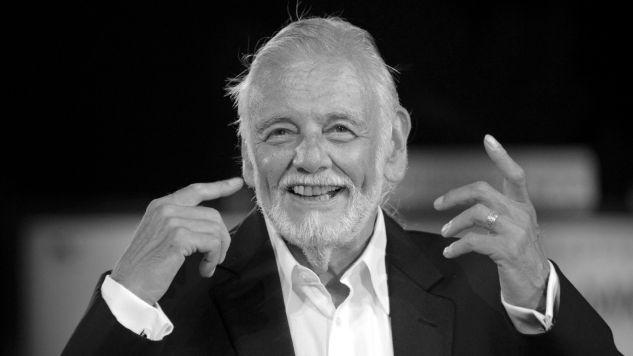 George A. Romero miał 77 lat (fot. PAP/EPA/ANDREA MEROLA)