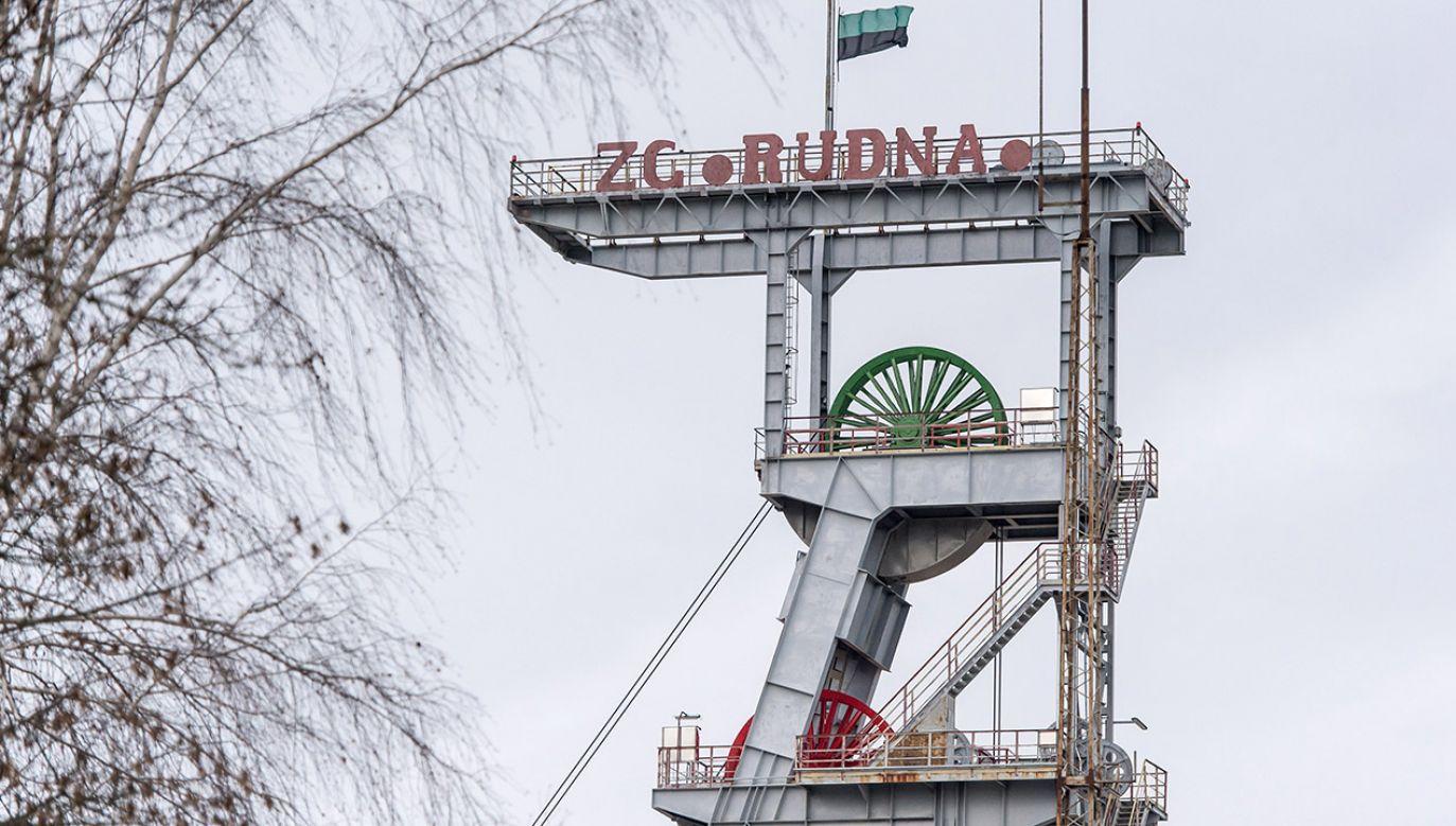 Wstrząs miał miejsce na terenie kopalni Rudna (fot. arch.PAP/Maciej Kulczyński)