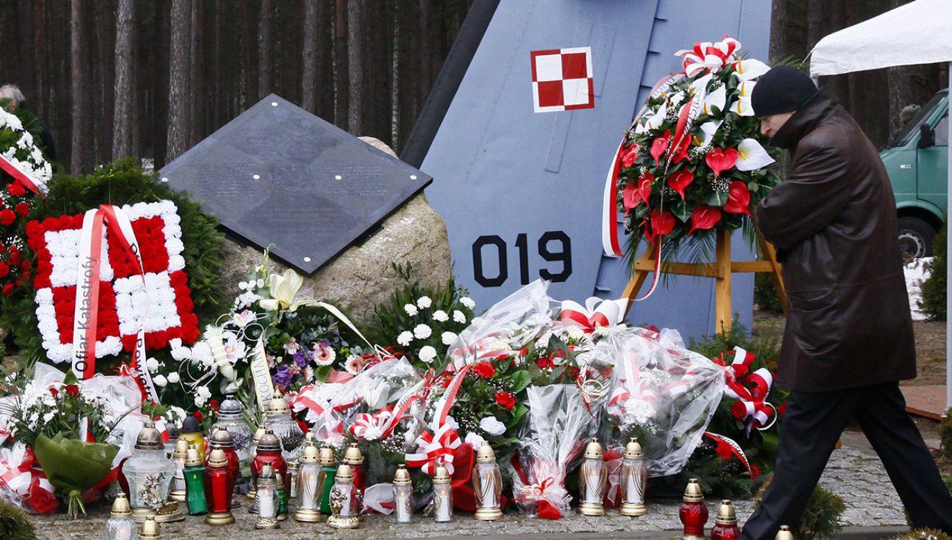 Katastrofa pod Mirosławcem to największa katastrofa w historii polskiego lotnictwa wojskowego (fot. arch.PAP/Jerzy Undro)