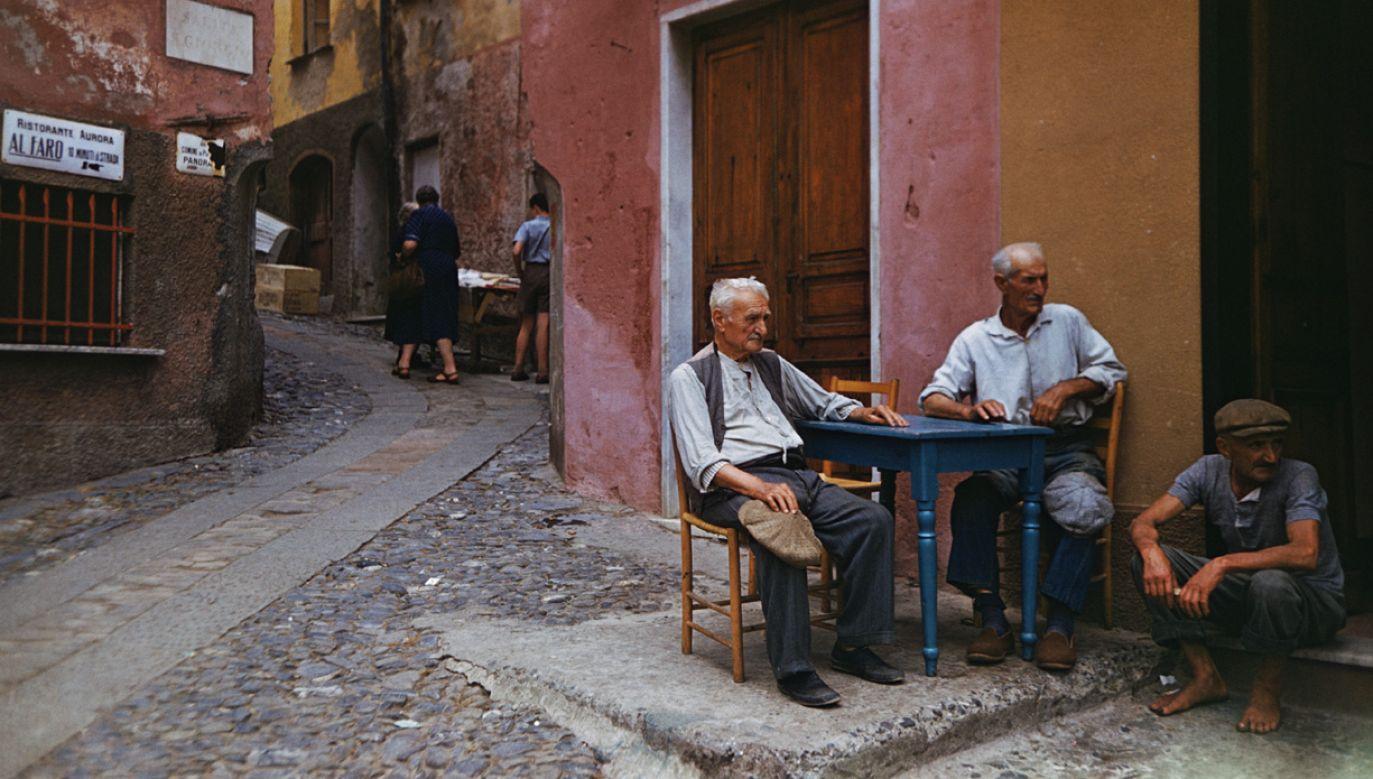Najnowsze badania przeprowadzono w kraju znanym z długowieczności (fot. Hulton Archive/Getty Images))