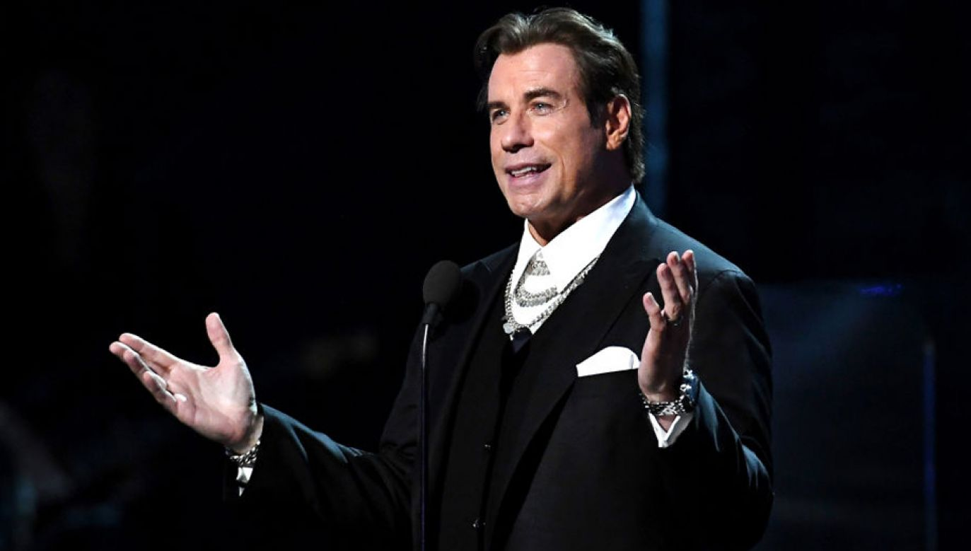 John Travolta żyje i ma się dobrze (fot. Kevork Djansezian/Getty Images)