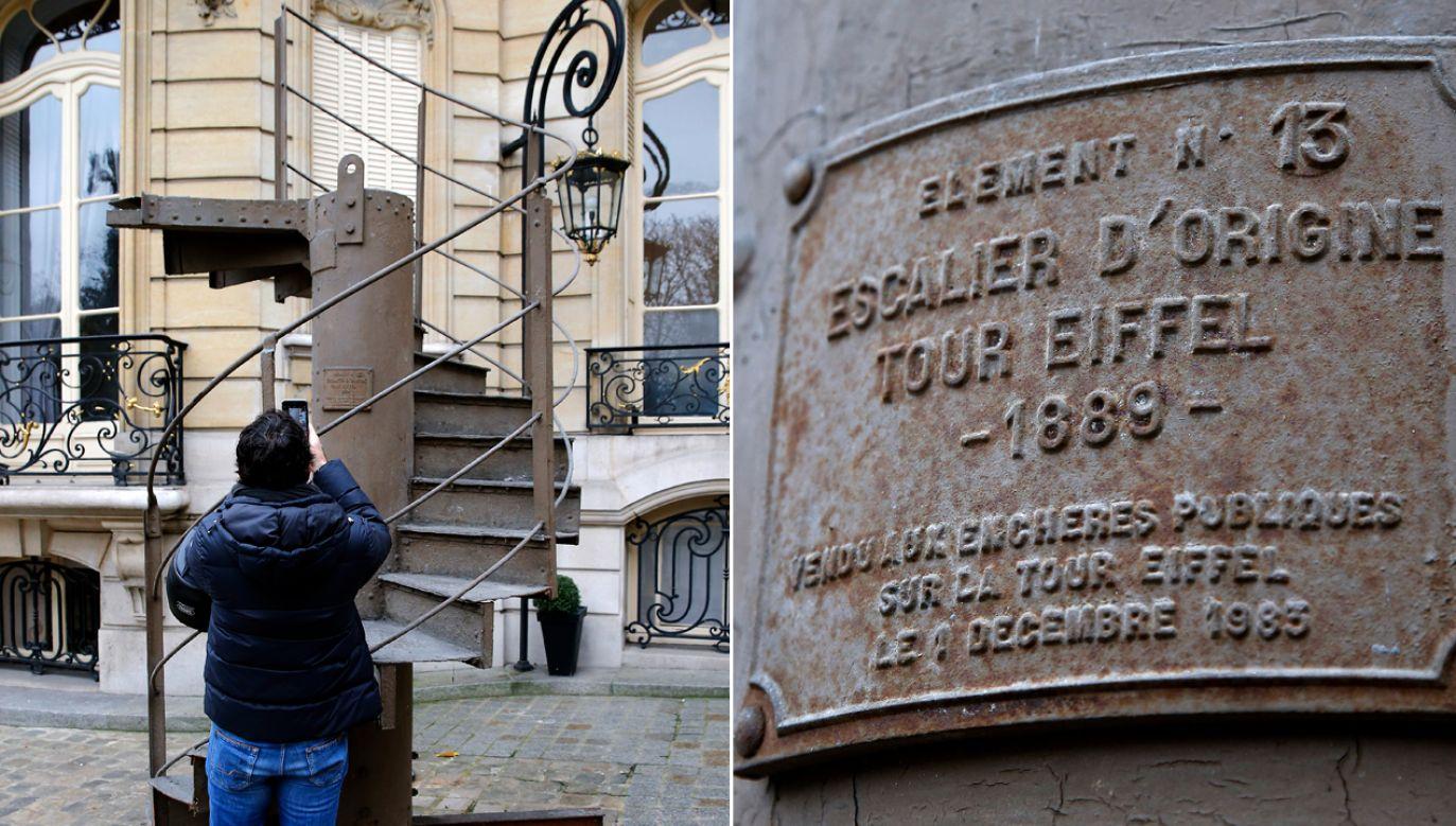 Element konstrukcji pochodzi z prywatnej kanadyjskiej kolekcji (fot. Chesnot/Getty Images)