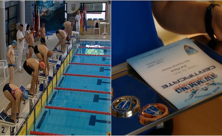 Żołnierze NATO na Słowiance. Lotnicy rywalizowali w pływaniu