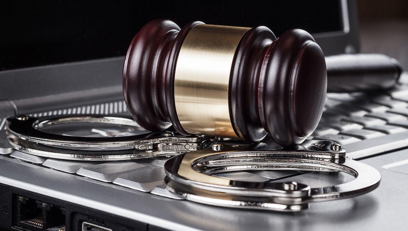 Proces toczył się niejawnie (fot. Shutterstock/Ruslan Grumble)