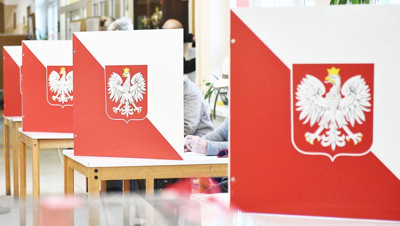 Wyniki wskazują, że włodarze tych miast wygrali wybory w pierwszej turze (fot. PAP/Marcin Gadomski)