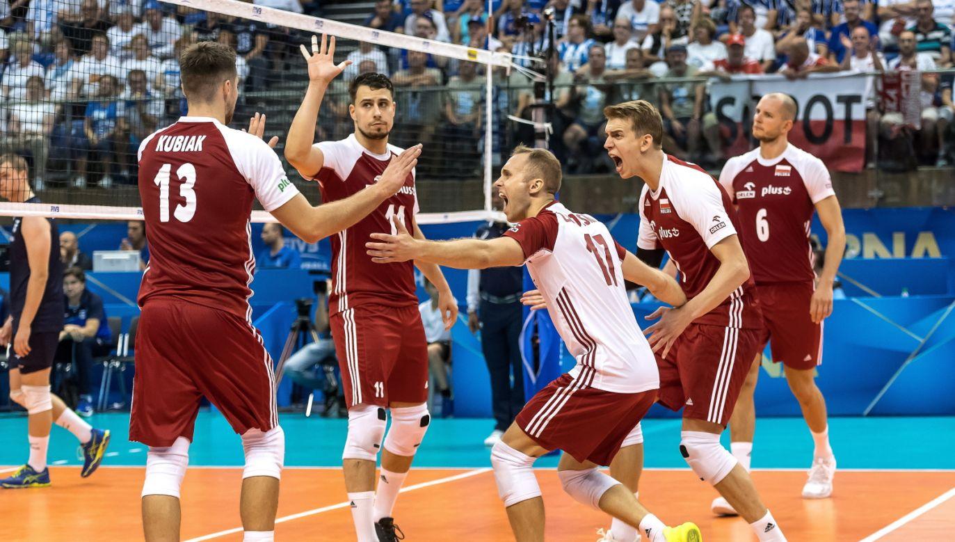Tyle samo punktów co Polacy mają Irańczycy  (fot. PAP/Maciej Kulczyński)
