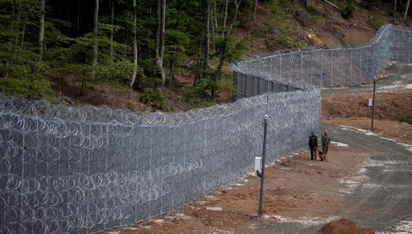 Policja na migrantów trafiła przypadkiem (fot. REUTERS/Stoyan Nenov)