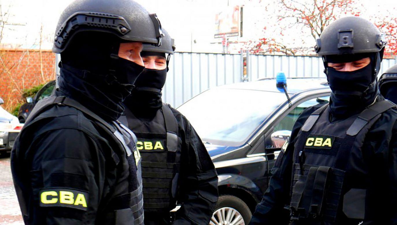 Według informacji CBA w proceder zaangażowane były firmy handlowców z Wietnamu (fot. CBA)