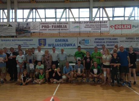 XVIII Międzynarodowy Rodzinny Turniej w Tenisie Stołowym