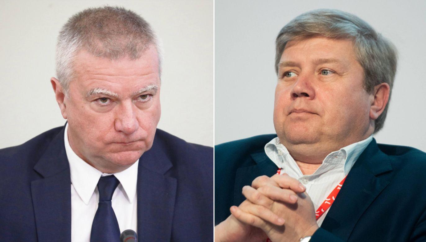 – Opisywaliśmy mechanizmy wyłudzeń VAT, odpowiadano, że były to przestępstwa, ale się przedawniły – mówi Cezary Kaźmierczak (fot. arch.PAP/Tomasz Gzell/Grzegorz Michałowski)