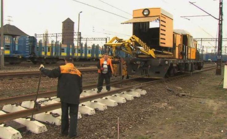 Wzrost bezpieczeństwa zapewni modernizacja 83 km torów
