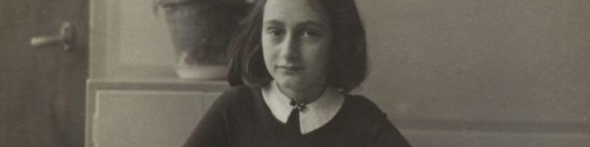 Rocznica śmierci Anne Frank