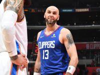 NBA: zwycięstwo Clippers, Gortat nieskuteczny