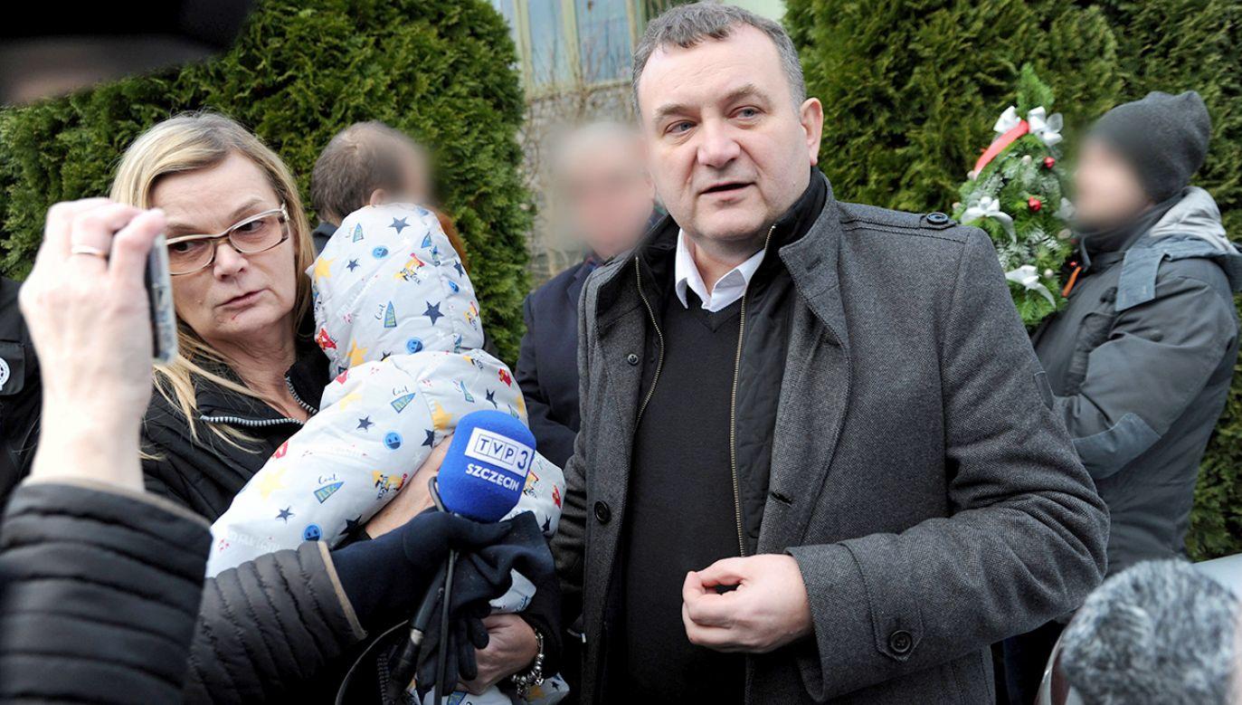 Śledczy zamierzają postawić żonie posła Gawłowskiego zarzuty (fot. arch.PAP/Marcin Bielecki)